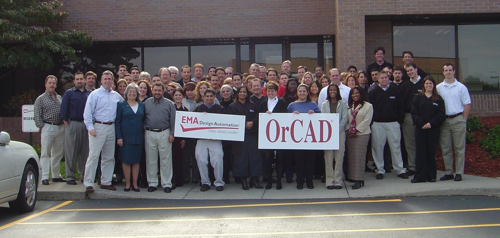 EMA Team 2003